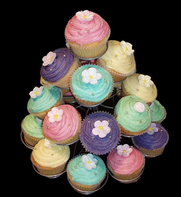 Mini Cupcake Tower BIG
