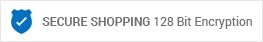 Security Shopping 128 Bit Encryption